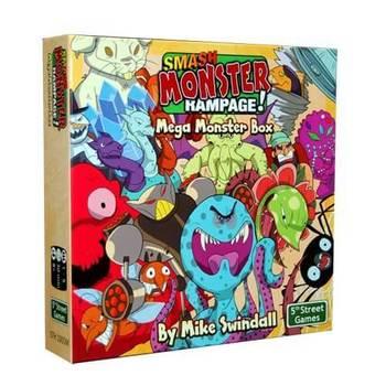 Smash Monster Rampage Mega Monster Box