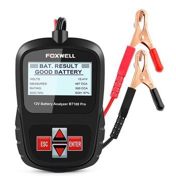 12V 100-1100 CCA Battery Load Tester