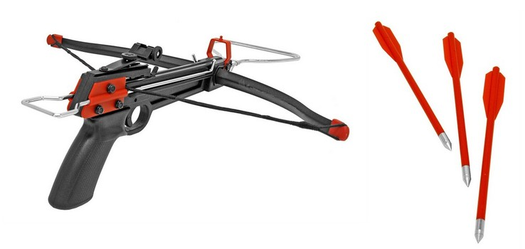Crossbow up to 28 Lb,