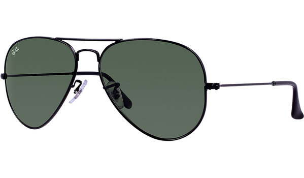 New Ray-Ban Made In Italy RB3026 Aviator Sunglasses