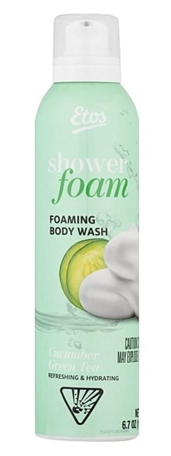 New ETOS Body Care Body Foam