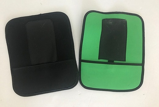 2 Pieces Neoprene Universal Tablet Cover - Assorted Colors