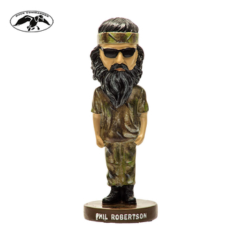 Duck Commander BOBBLE HEAD PHIL Robertson