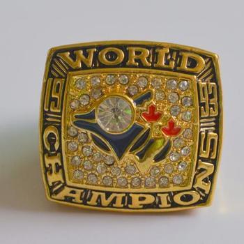 Toronto Blue Jays 1993 World Series Champions Replica Ring Size 10