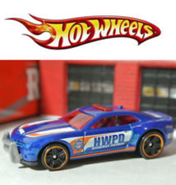 c825306da9c New HOT WHEELS 2010 Camaro HW Rescue HWPD