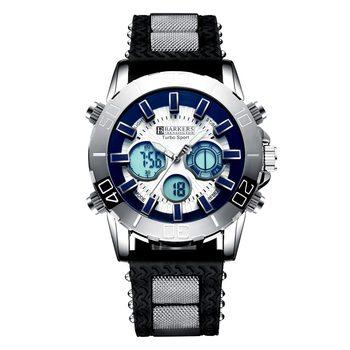 New Barkers Of Kensington Turbo Sport Watch