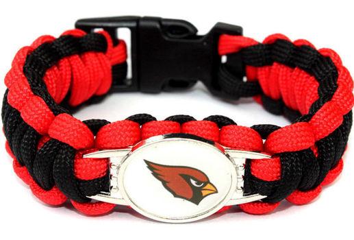 New NFL Arizona Cardinals Bracelet Unisex