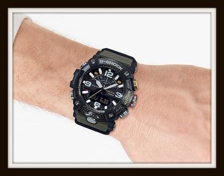 G-Shock Casio Mudmaster Bluetooth Mens Watch Retail $380.00