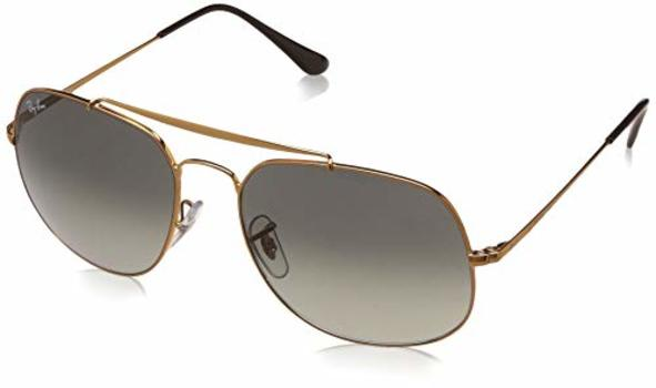 New Ray-Ban RB3561 The General Square Sunglasses