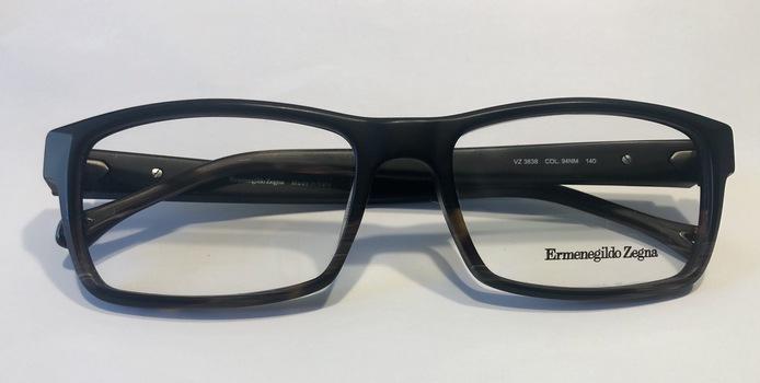New Ermenegildo Zegna Made in Italy Eyeglasses