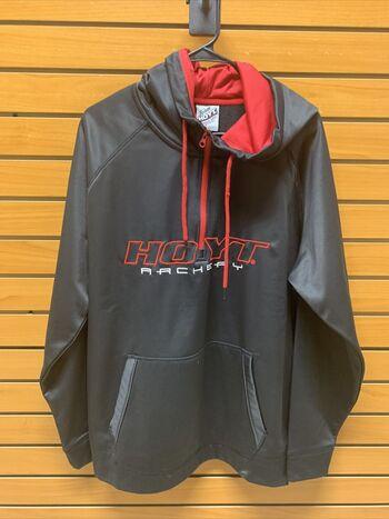 Hoyt Archery Hooded Sweatshirt Zipper Hoodie Size 3X-Large
