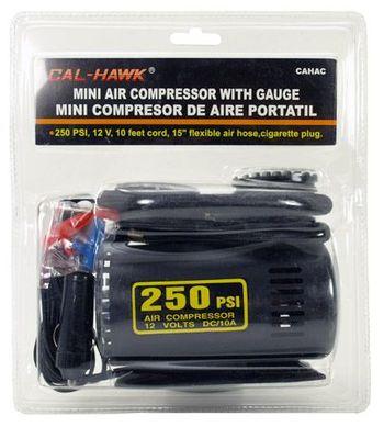 250 PSI Air Compressor with Gauge