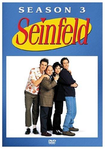 23 Episodes!!! Seinfeld - Season 3 on DVD