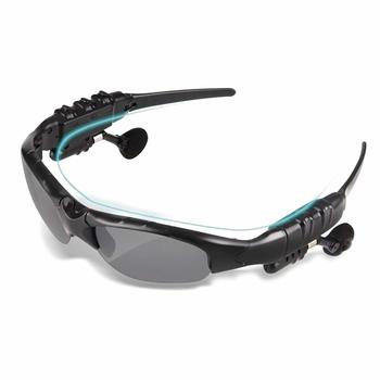 TechKen Wireless Polarized Sunglasses Headset Headphone