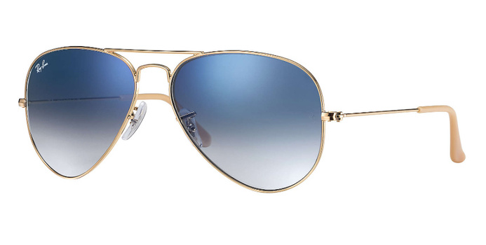 New Ray-Ban RB3025 Made In Italy Sunglasses