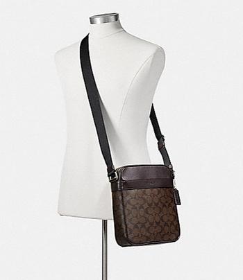 New Signature Coach Men's Handbag
