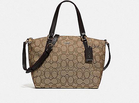 New Signature Coach Women's Handbag