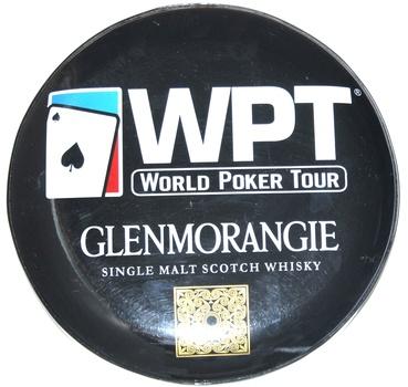 "World Poker Tour Bar Seat  24"" Round"