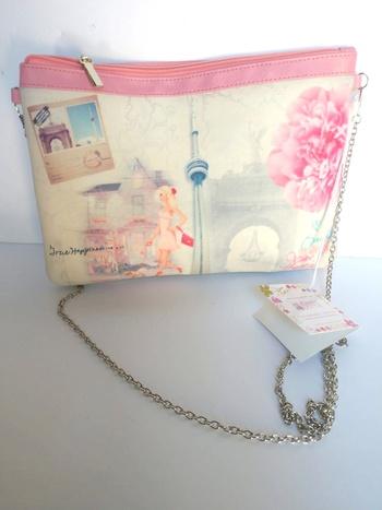 New Jeanne Lottie Fashion Bag Satchel FRENCH