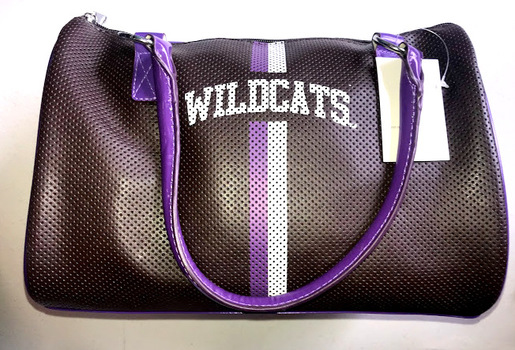 Kansas State Wildcats Satchel Purse