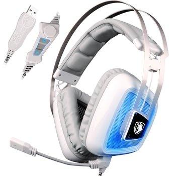SADES A8 Surround Sound Stereo Headphones New