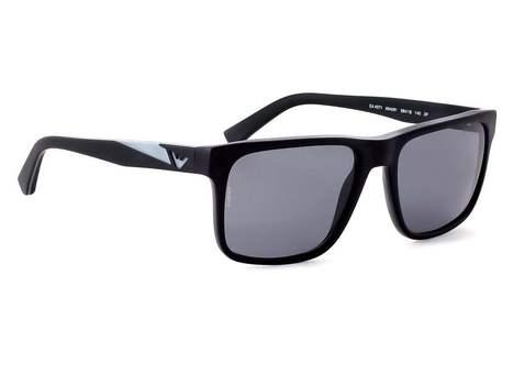 68faa916d533 New Made In Italy Emporio Armani Men Sunglasses Retail $350.00 | Property  Room