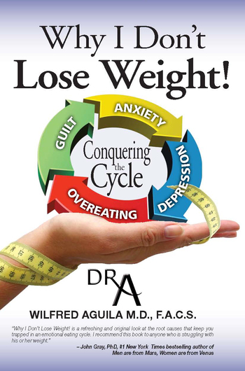 "New ""Why I Don't Lose Weight"" by Dr. Wilfred Aguila M.D Book Excellent!"