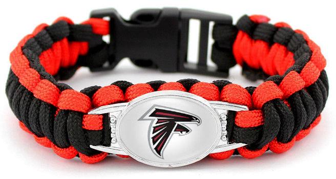 New NFL Atlanta Falcons Bracelet Unisex