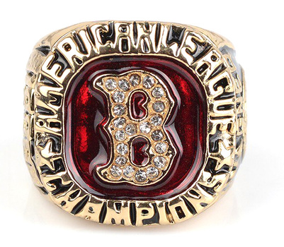 MLB Boston Red Sox 1986 NL Champs Replica Ring Size 9