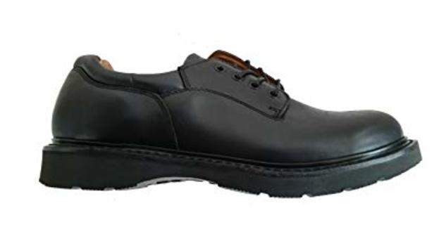 BioWalk New Body System Havana Women's Black Shoes Size 9
