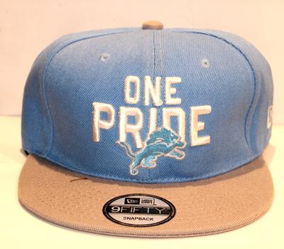 NFL Detroit Lions Snapback Hat