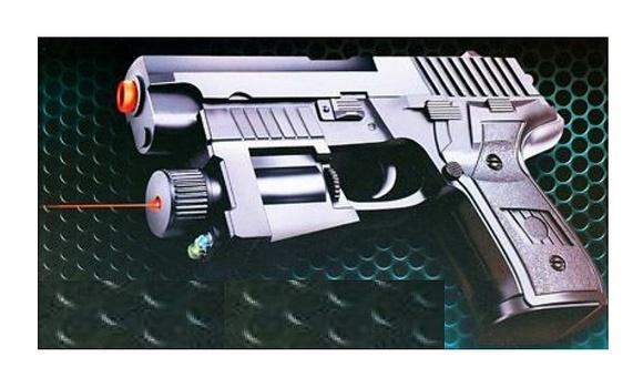 Airsoft Hand Gun