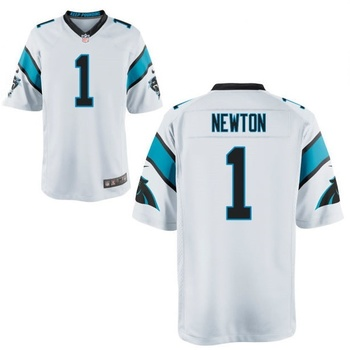 NFL Cam Newton Carolina Panthers Nike Men's Jersey Size Medium