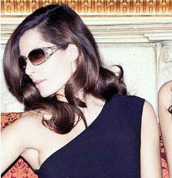 Made INVICTA IN ITALY New Invicta Bronze Sunglasses