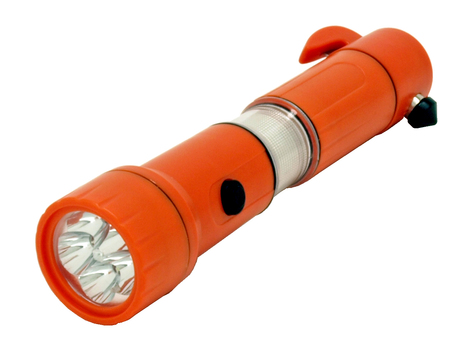 New And With Multi Functions Flashlight EMERGENCY TOOL Light