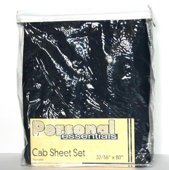 Truck Driver's Sheet Set Personal Essentials Cab