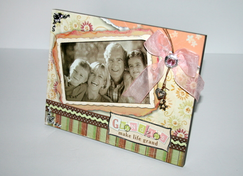 Picture Frame for Grandparents