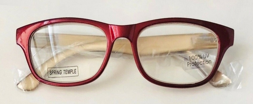 New Joy Mangano Reading Glasses 3.5 Prescription