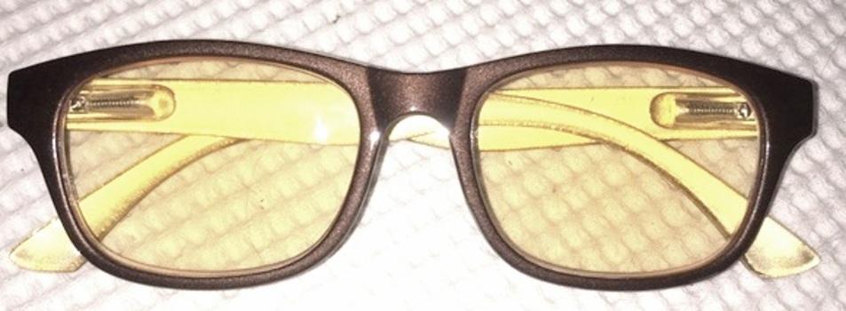 New Joy Mangano Bifocal Glasses +3.5 Prescription