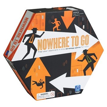 Nowhere to Go™ Strategy Game (See Video)