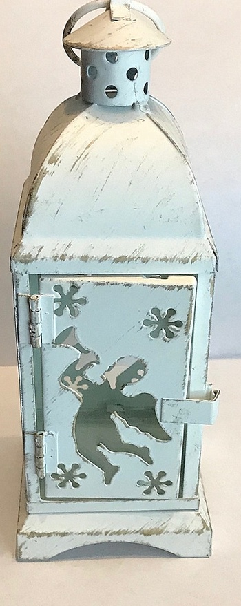 New Decorative Angel Cage Small Or Candle Cage