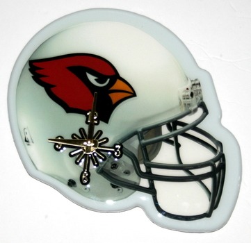 NFL Arizona Cardinals Wall Clock