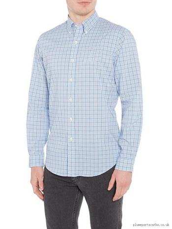 Men's Polo By Ralph Lauren Shirt Classic Fit Size 16 1/2
