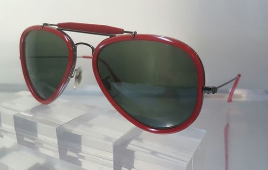 New Ray-Ban MADE IN ITALY Sunglasses Unisex