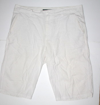 Men Sean John Shorts White Size 36