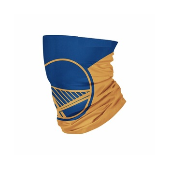 New NBA Golden State Warriors Gaiter Multi Use Scarf Face
