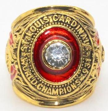 St Louis Cardinals World Series 1931 Champions Replica Ring Size 11
