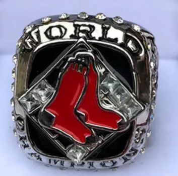 David Ortiz 2007 Boston Red Sox World Series Championship Replica Ring Size 12