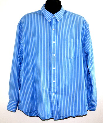 New Izod Men's Button Down Shirt Size 2X-Large