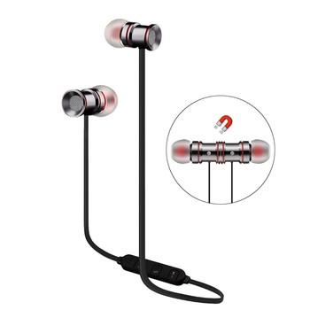 New Wireless Jogging Headphones,Bluetooth Sports Earphones Waterproof Sweatproof Gym Headset,In Ear Earbuds